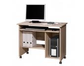 Computertisch Lasse - Sonoma Eiche Dekor, home24 office