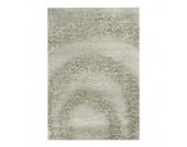 Teppich Hochflor Design - Beige - 80 x 150 cm, Home24 Deko
