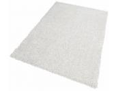 THEKO® Hochflor-Teppich »Linyi«, weiß, 65x130 cm