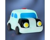 Police Car - LED-Nachtlicht für Kinder