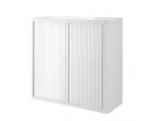 Aktenschrank easyOffice - Weiß - 104 cm, easy Office und Paperflow