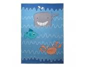Kinderteppich Sealife - 120 x 180 cm, Esprit Home