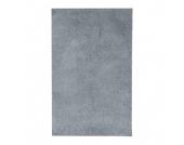 Shaggy Teppich Euphoria - Grau - 160 x 200 cm, Testil