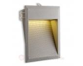 Downunder LED 27 graue Einbauleuchte für außen, ww