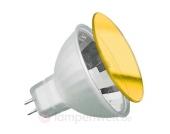 GU5,3 MR16 35W Farbige Reflektor Halogenlampe gelb