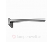 Clau - dimmbare Wandleuchte 10 W LED, nickel
