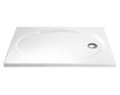 HSK Acryl-Duschwanne Rechteck 75x90 flach