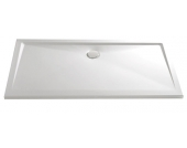 HSK Acryl-Duschwanne Rechteck 80x120 super-flach
