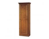 Garderobenschrank Forli - Fichte massiv, Gradel