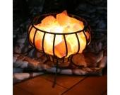 Wärmende Salzleuchte FIRE