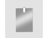 Badspiegel mit Beleuchtung 50 cm breit