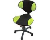heute-wohnen Bürostuhl Drehstuhl Genua, atmungsaktives Netz, ergonomische Form